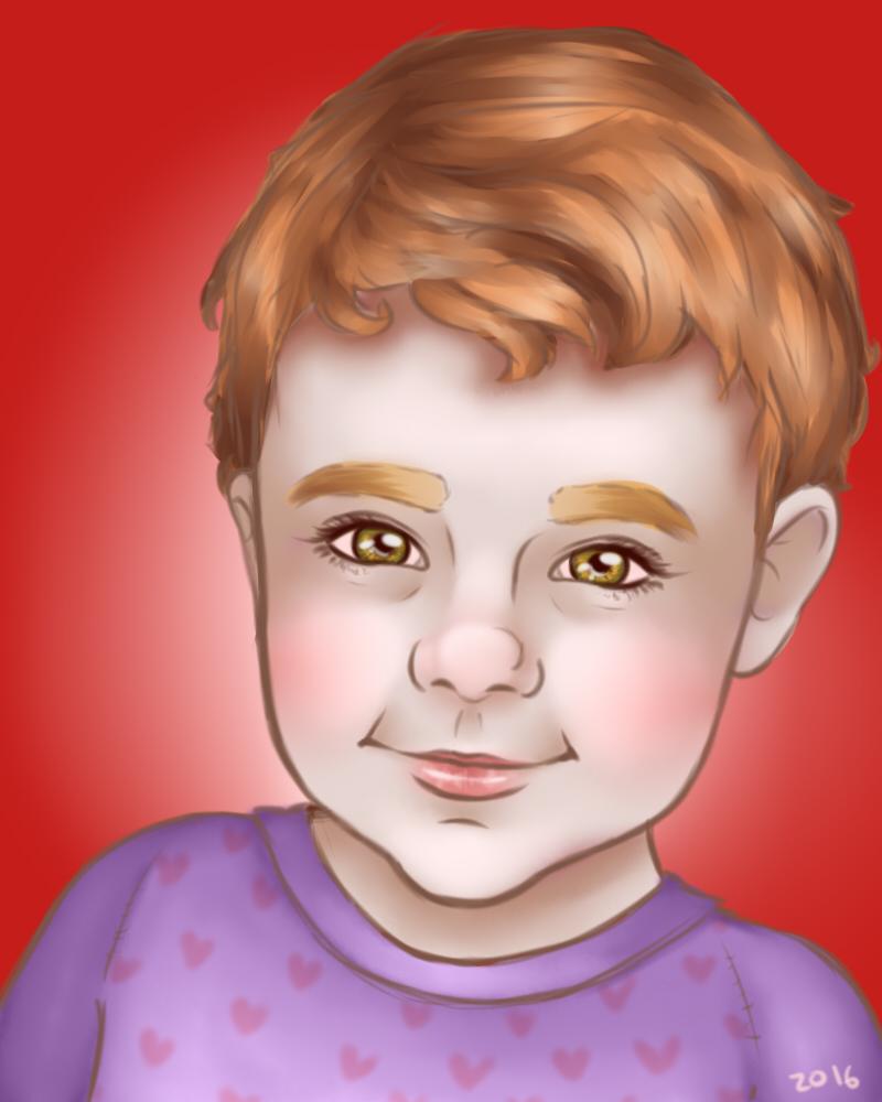 Another Portrait by jessieiii