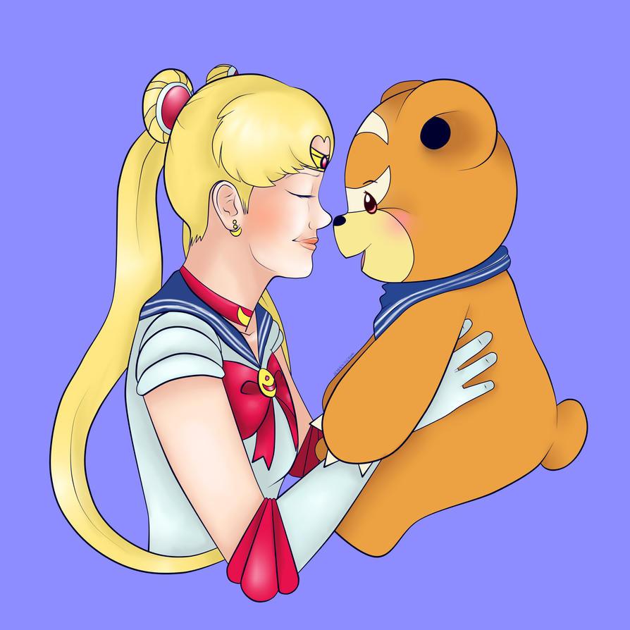 Sailor Teddiursa by jessieiii