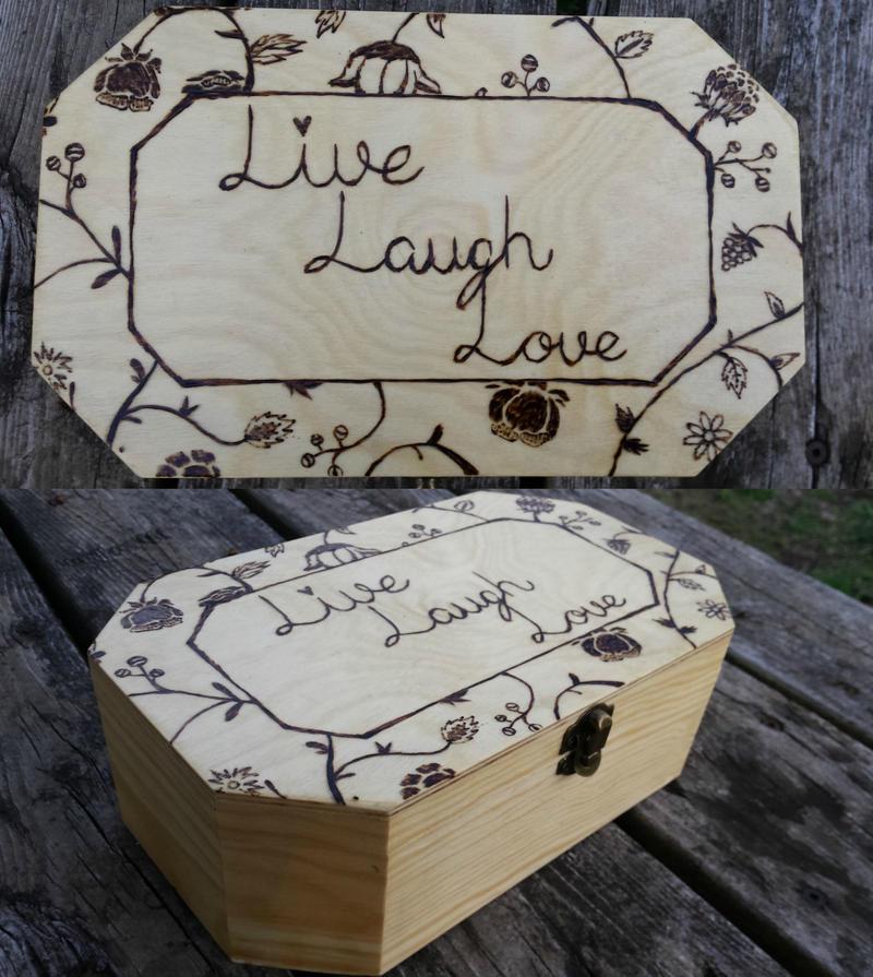 Live, Laugh, Love by jessieiii