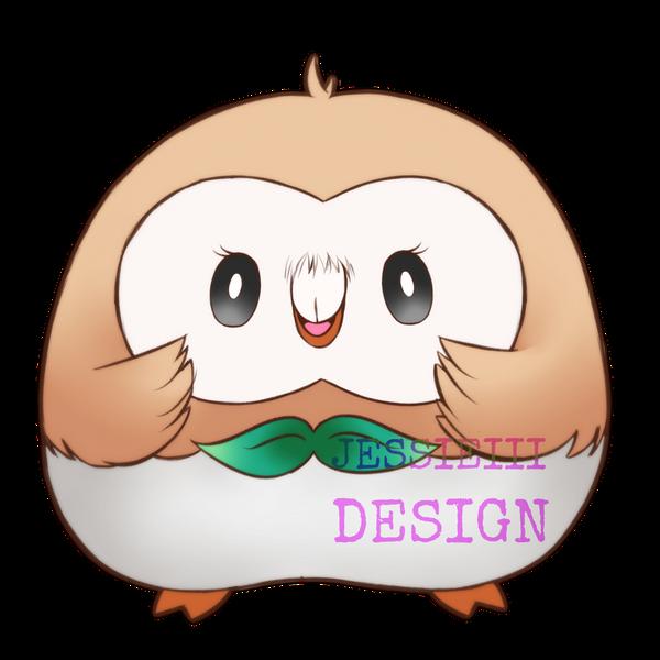 Chubby Owl by jessieiii