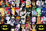 Batmare cast of 2012