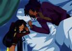 Asha and Soma by seiyaku20