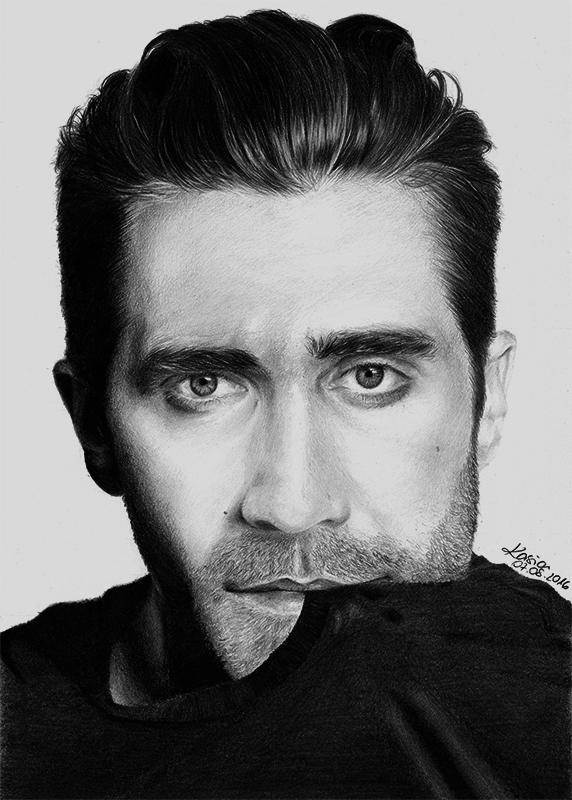 Jake Gyllenhaal by Miss-Catherine