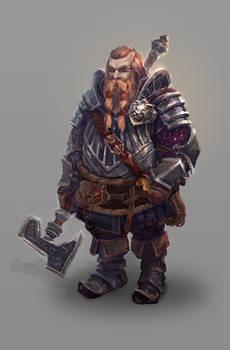 Dwarf War Counselor