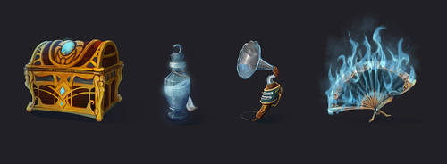 Items 002