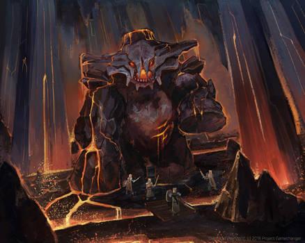 The Vaznarite Colossus