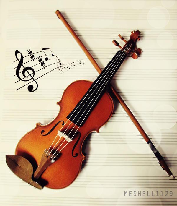 Violin Wallpaper: Violin Papercraft By Meshell1129 On DeviantArt