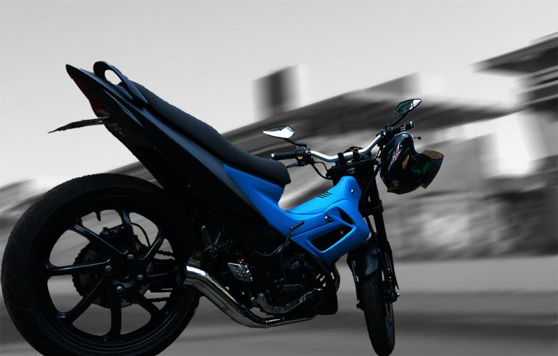 Suzuki Satria FU 150 wallpaper > Papel de Parede de Suzuki Satria FU 150 > Suzuki Satria FU 150 Fondos
