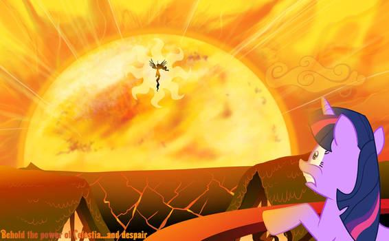 Celestia goes Supernova