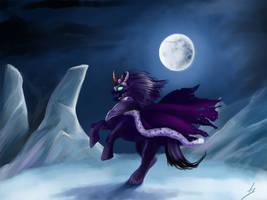 King Sombra by Nightshroud