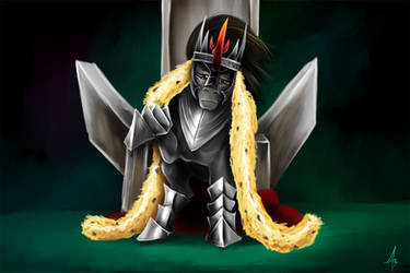 The Forgotten King by Nightshroud