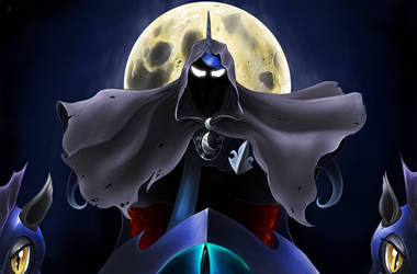 Luna Descent by Nightshroud