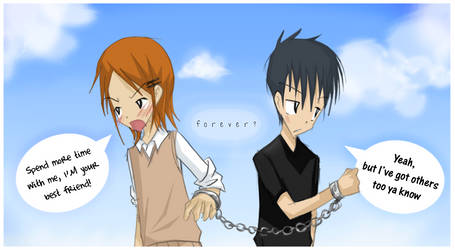 Forever? by SyAnIa