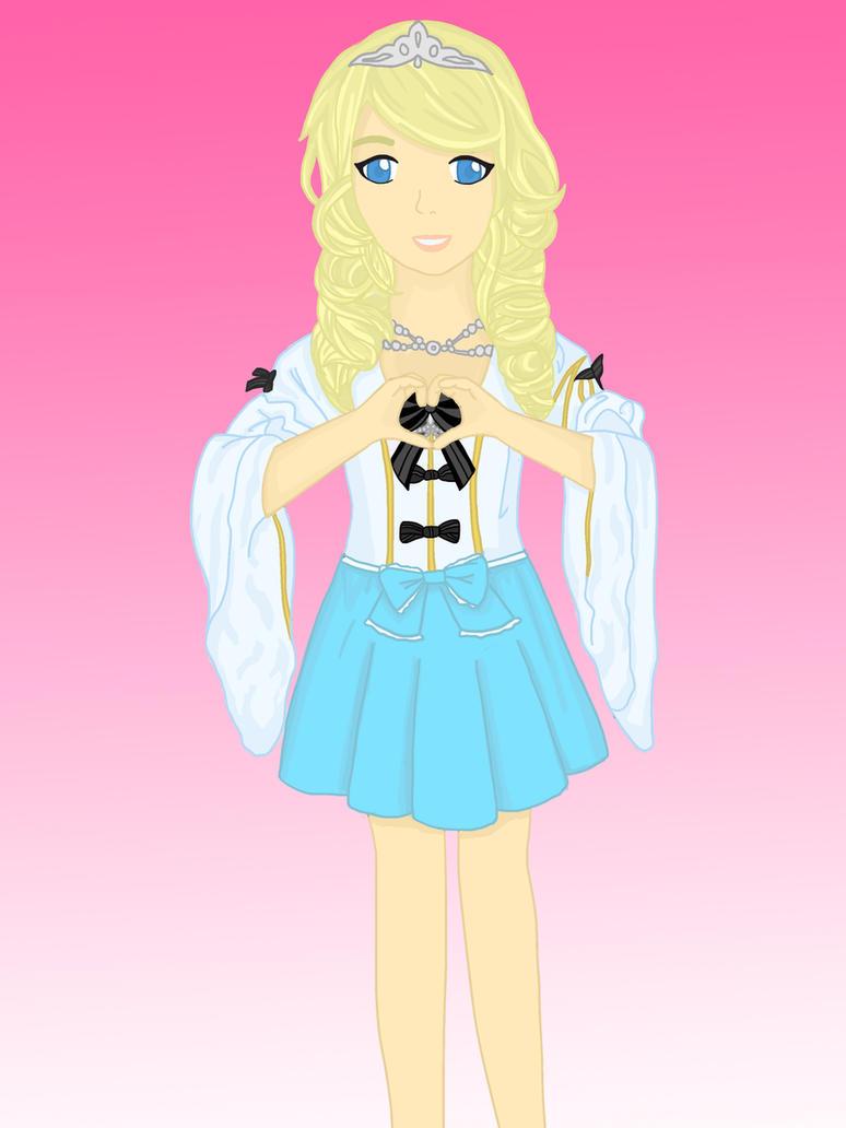 Princess Dejavudea by princesseru10
