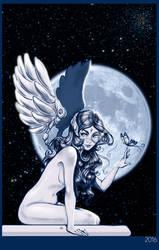 Moonlight by demetkilic