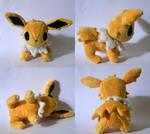 Jolteon Pokemon Time Plush