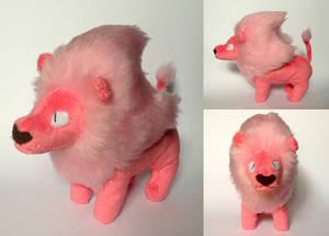 Lion Prototype Plush