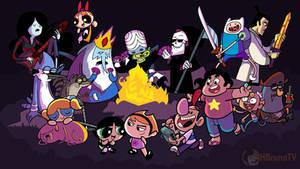 VDF#02 Cartoon Network