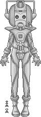 Cyberman Marc VI by bcboo