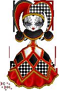 Harlequin by bcboo