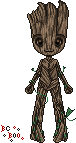 I am Groot by bcboo