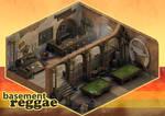 Isometric Reggae Bar + Lounge