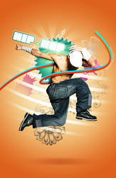 hip-hop by ramonvillaw
