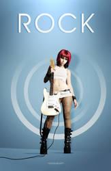rock by ramonvillaw