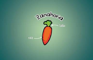 zanahoria by ramonvillaw
