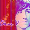 Daniel Vosovic Icon - Purple by odoll