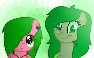 We liek gren *derp* by pikarainbow71