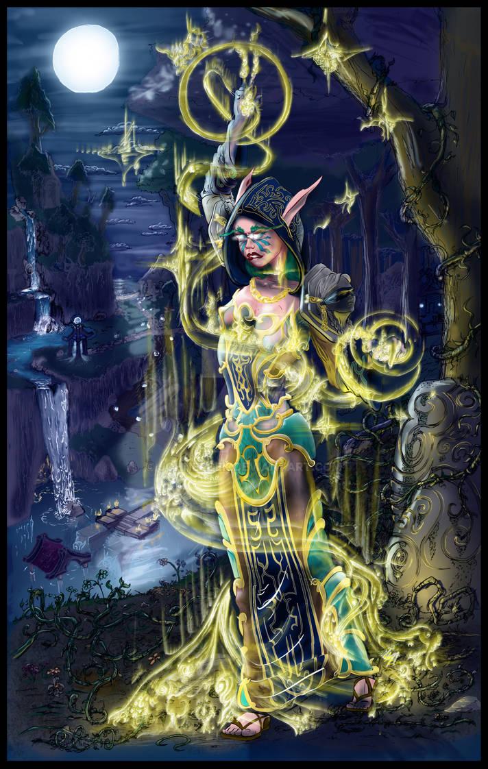 Night Elf Priest