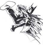 batman marker practice