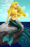 mermaid by BizLiz