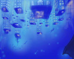 SDJ: underwater city by johnercek