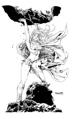 Segovia Supergirl