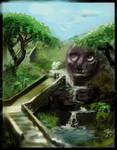 SDJ ancient god