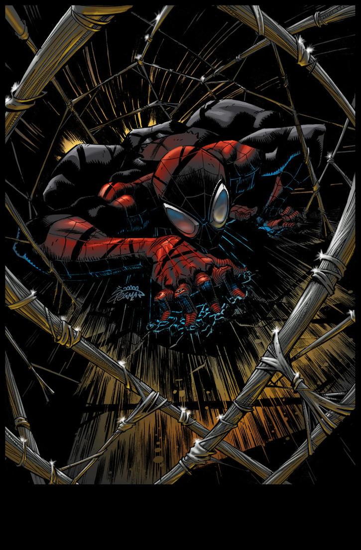 Superior Spider Man By Ryanstegman by johnercek