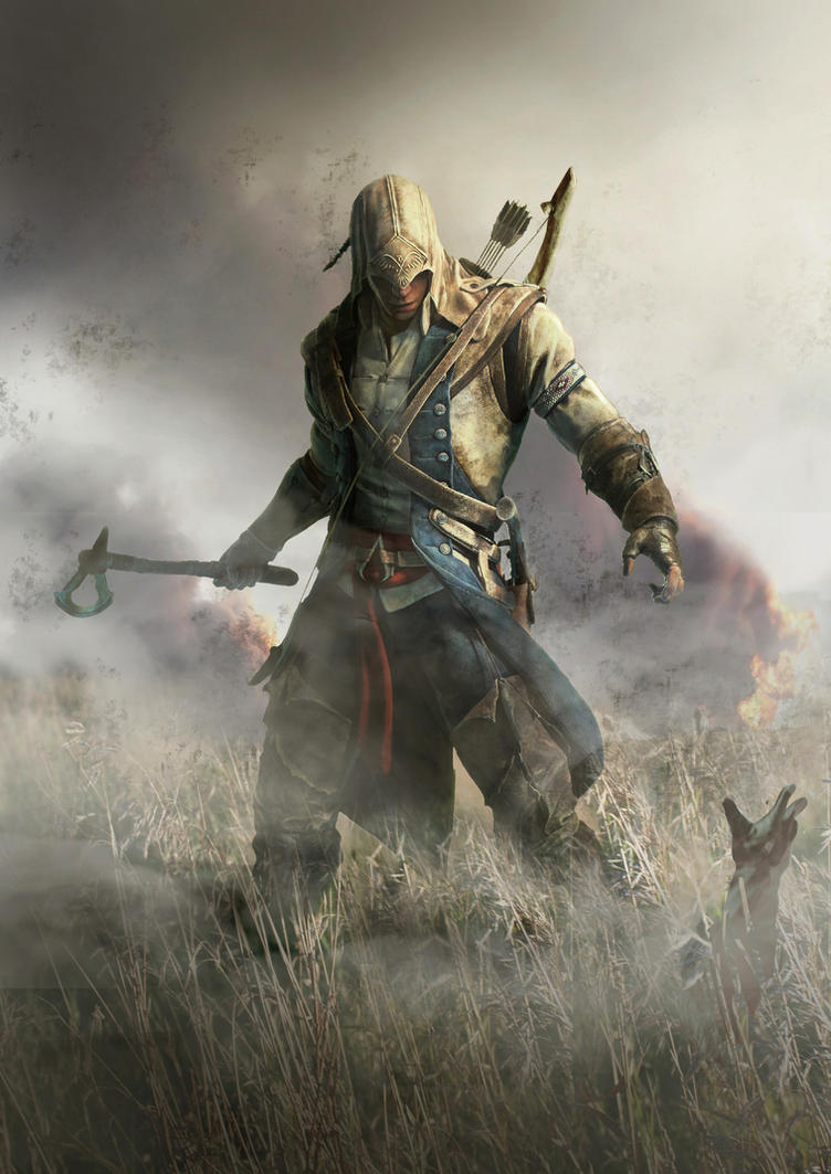 assassin's creed 3 by wert23