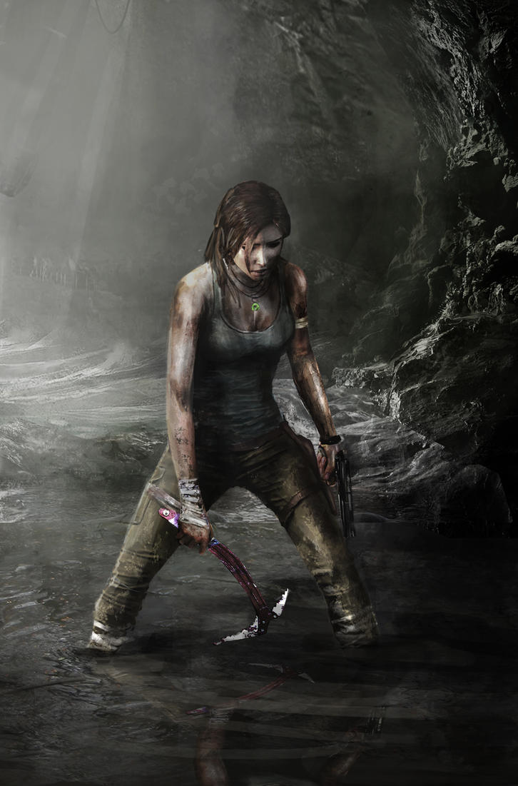 Lara by wert23