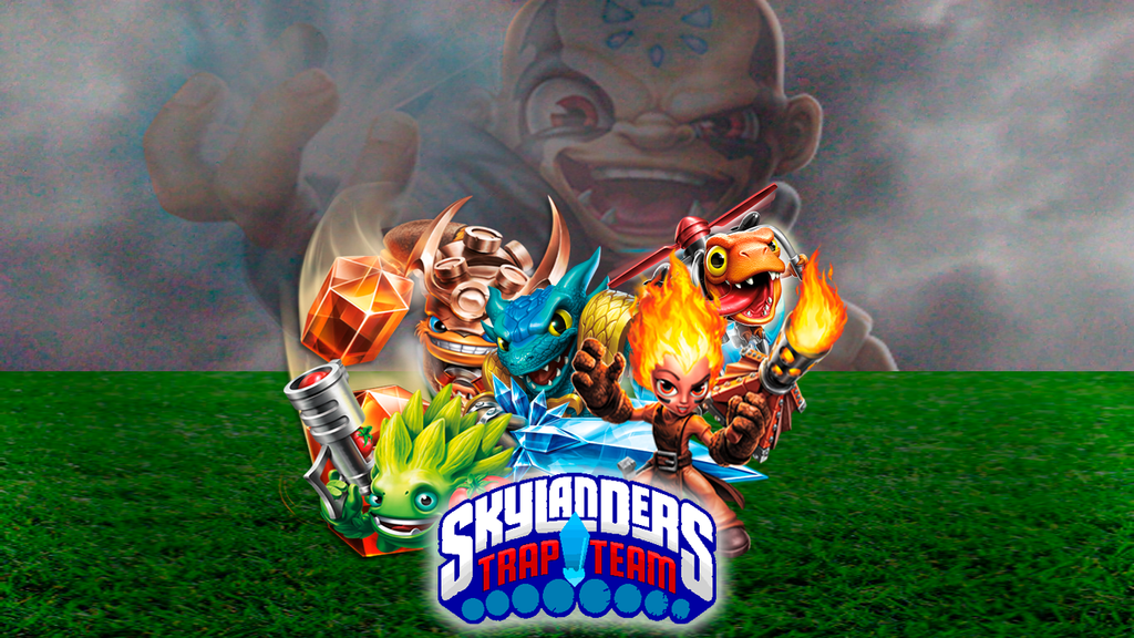 skylanders trap team wallpaper - photo #3