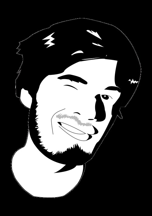 Its PewdiePie by Little-leopard