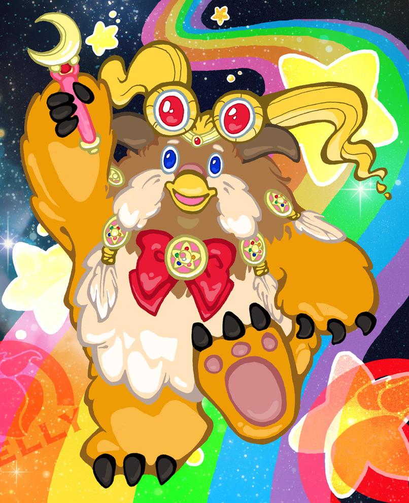 Sailor Moonkin by Peach-Jelly