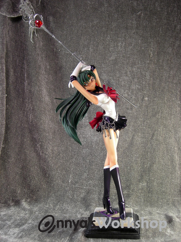 Sailor Pluto 2 by annya12345