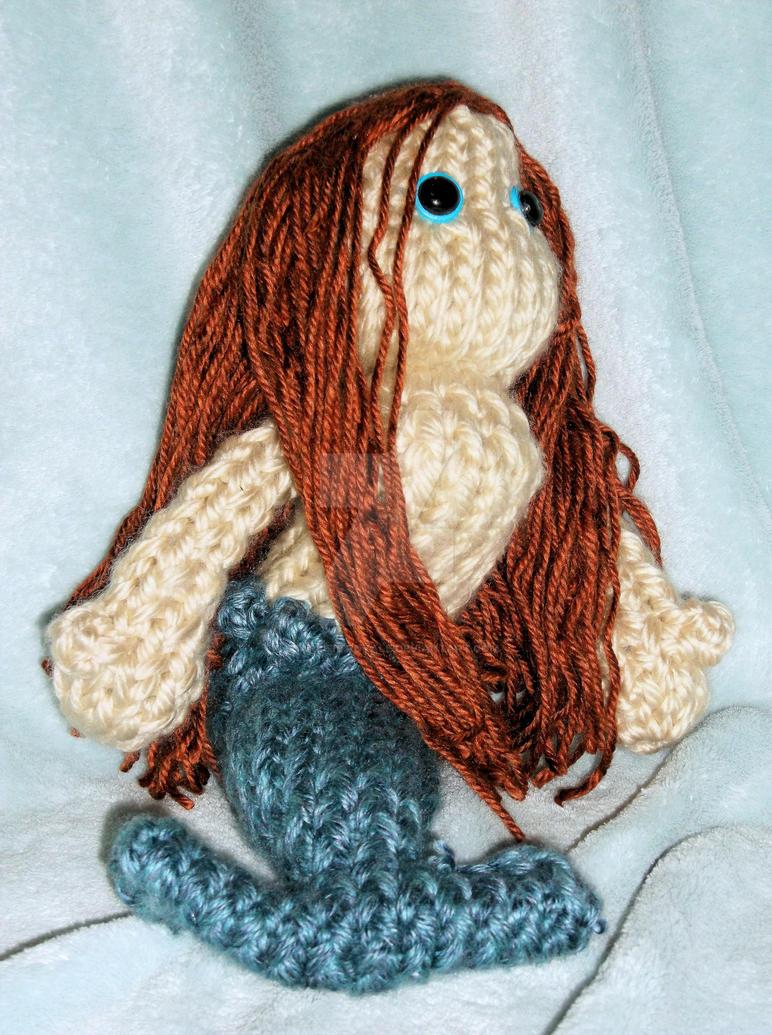 Loom Knit Mermaid by ScarlettRoyale