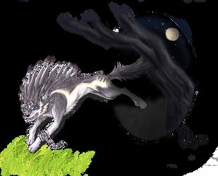 Wolf Link by Kosmotiel