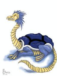 Sea Monster by Kosmotiel