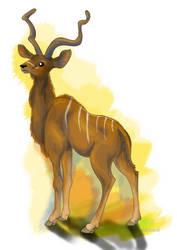Kudu by Kosmotiel
