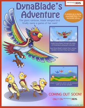 DynaBlade's Adventure