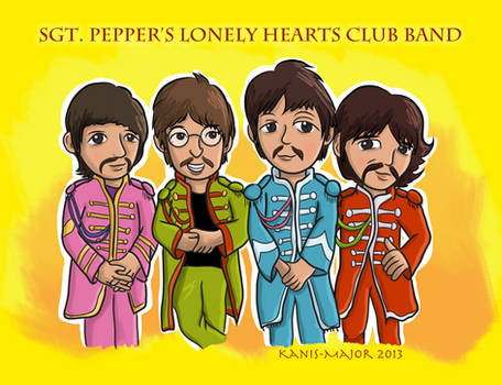 Beatles - Sgt. Pepper's